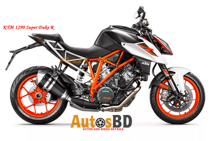 KTM 1290 Super Duke R Motorcycle Specification