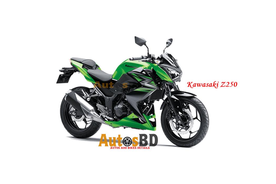 Kawasaki Z250 Specification