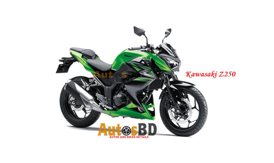 Kawasaki Z250 Price in India
