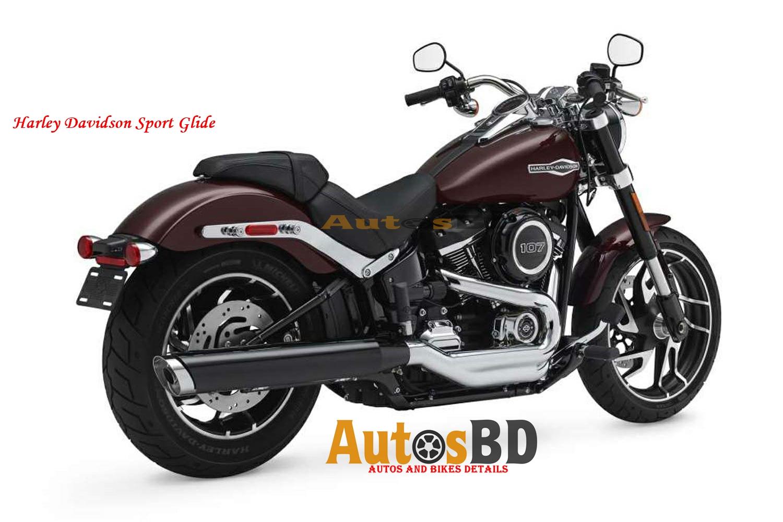 Harley Davidson Sport Glide Price