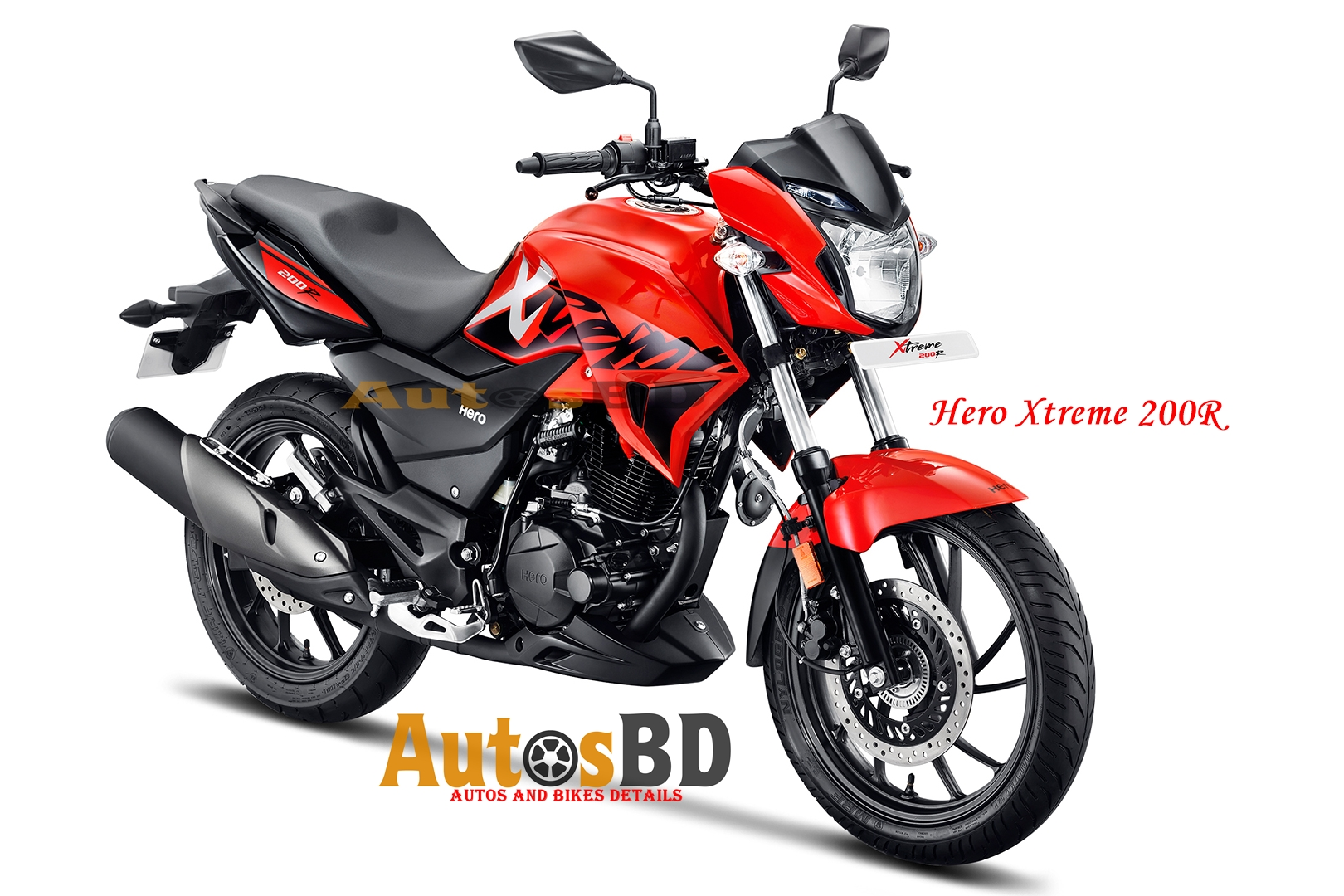 Hero Xtreme 200R Motorcycle Price in India
