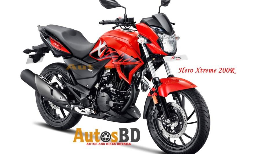 Hero Xtreme 200R Price in India