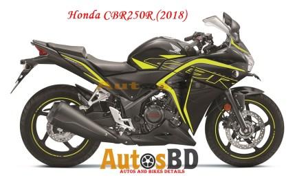 Honda CBR250R Price in India
