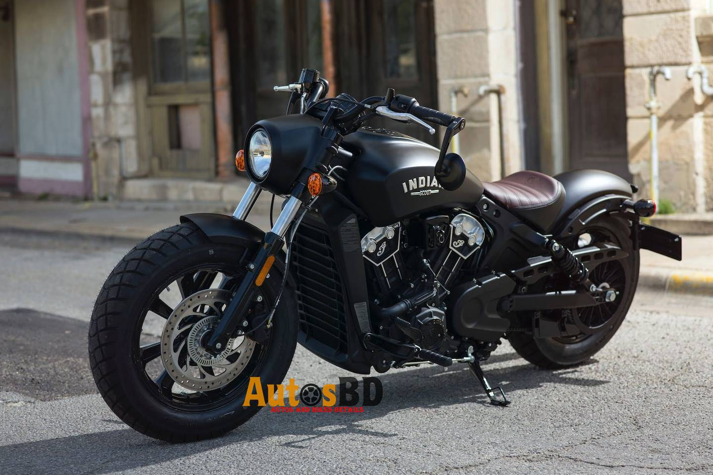 Indian Scout Bobber Motorcycle Price in India