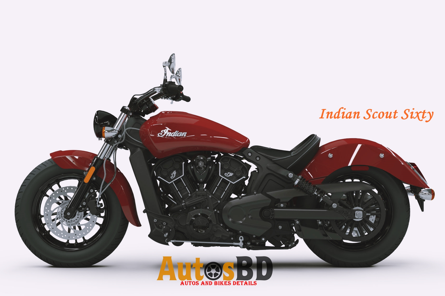 Indian Scout Sixty Motorcycle Specification