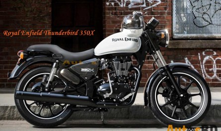 Royal Enfield Thunderbird 350X Specification