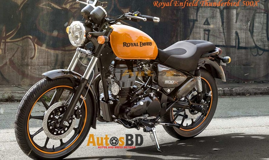 Royal Enfield Thunderbird 500X Specification
