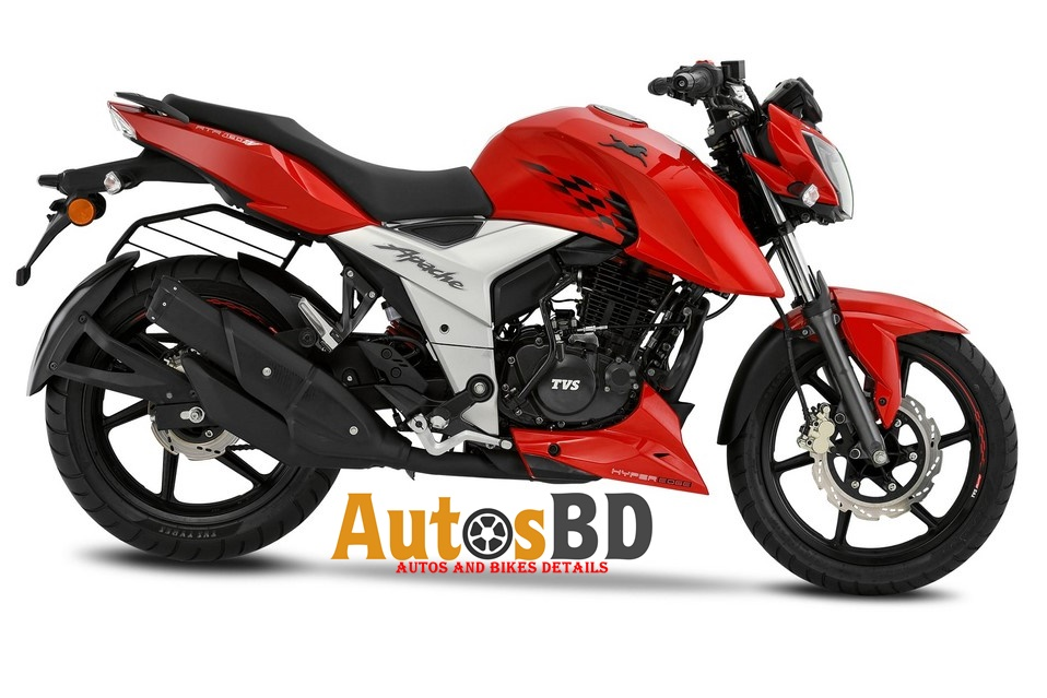 TVS Apache RTR 160 4V Motorcycle Specification