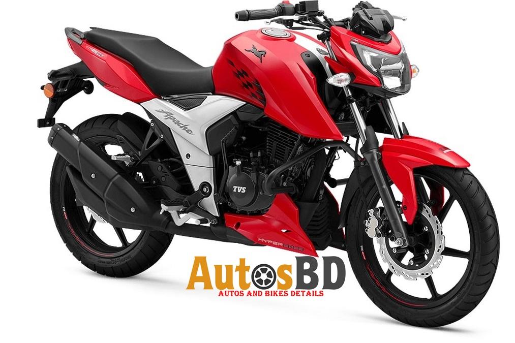 TVS Apache RTR 160 Fi 4V Price in India
