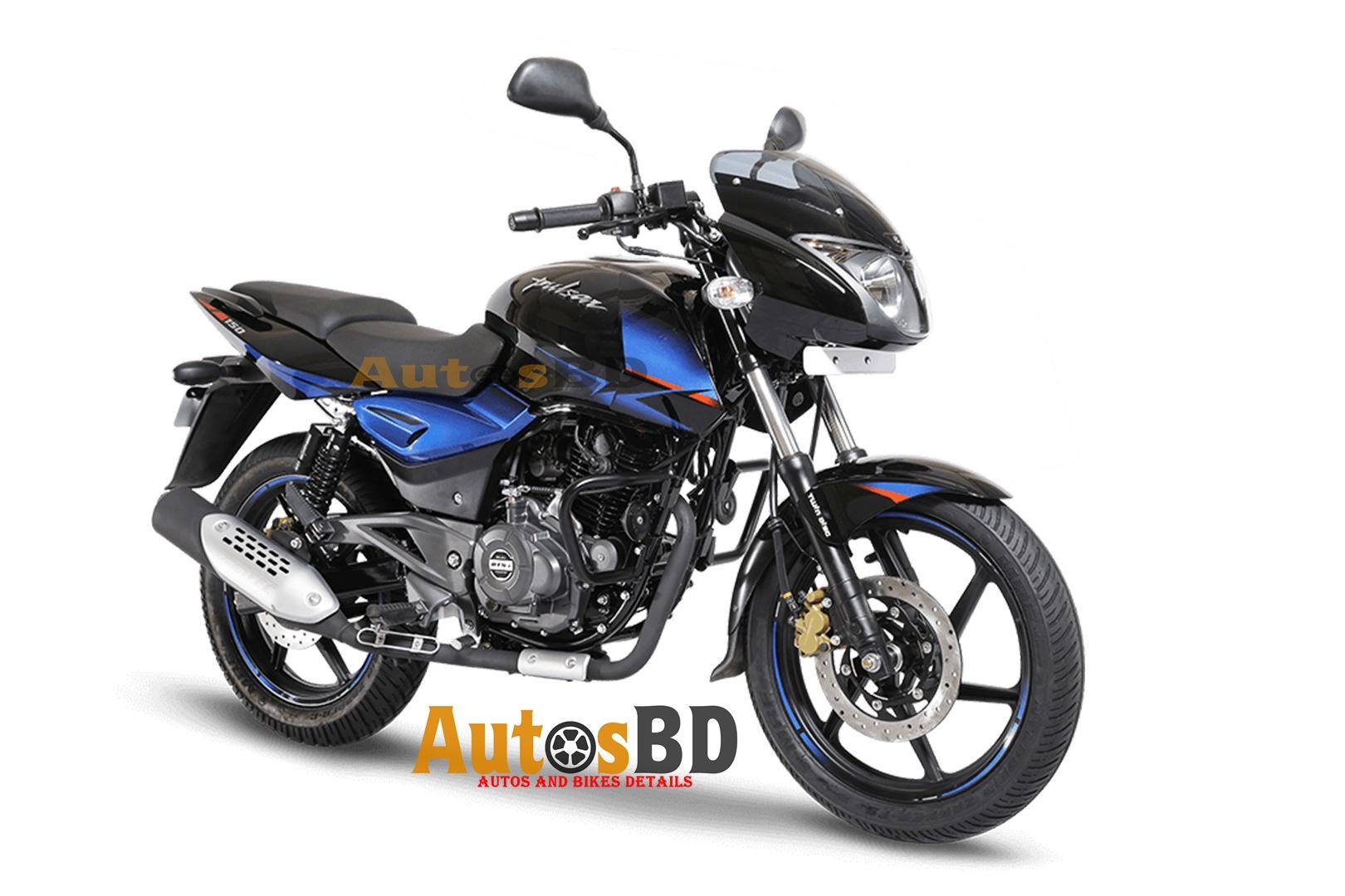Bajaj Pulsar 150 Twin Disc Motorcycle Specification