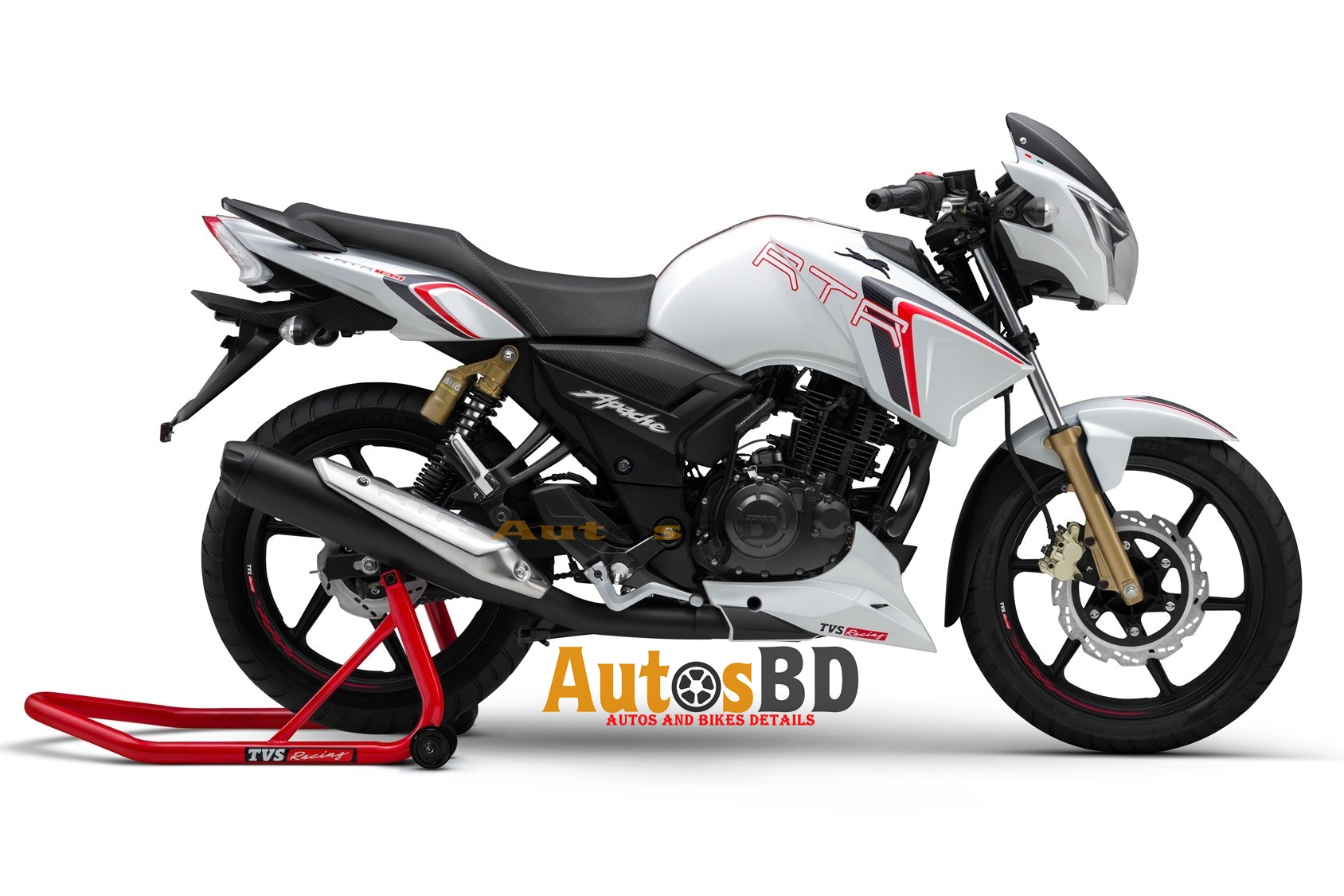 TVS Apache RTR 180 Race Edition Specification