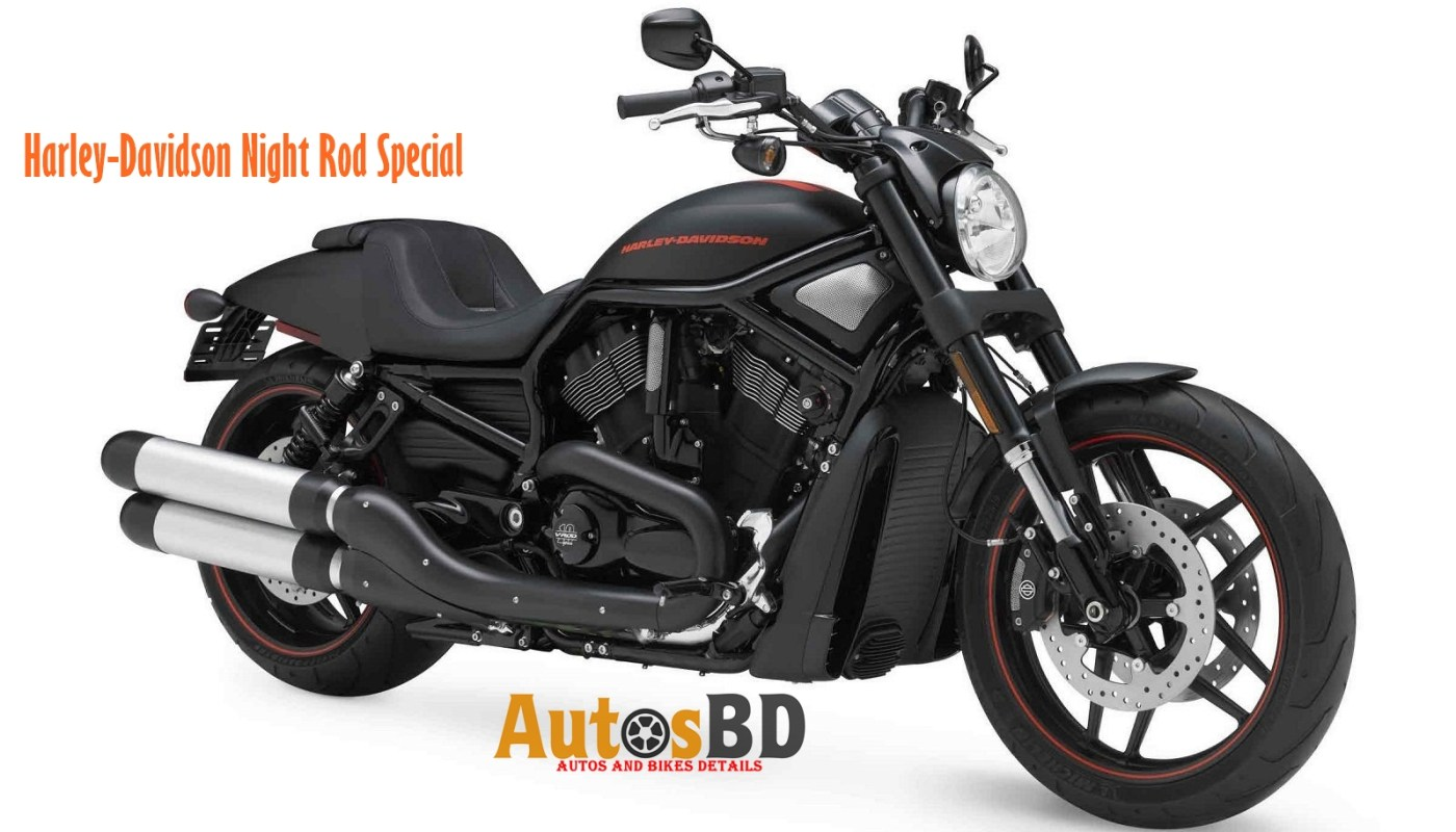 Harley-Davidson Night Rod Special Specification