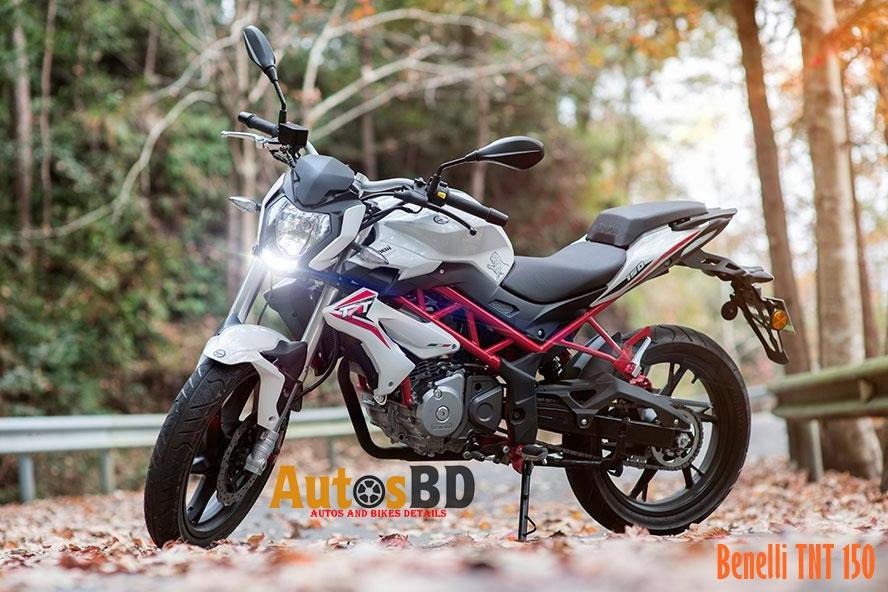 Benelli TNT 150 Price in India