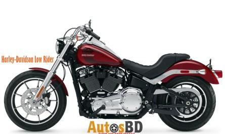 Harley-Davidson Low Rider Price in India