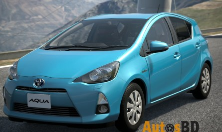 Toyota Aqua S Specification