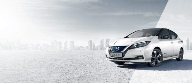 Nissan LEAF 4 300 000 Ft Nissan kedvezménnyel és állami támogatással
