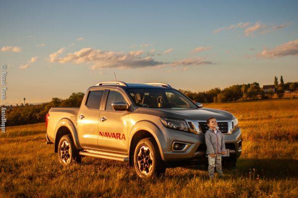 Nissan Navara – munkagép, vagy a család kedvence?