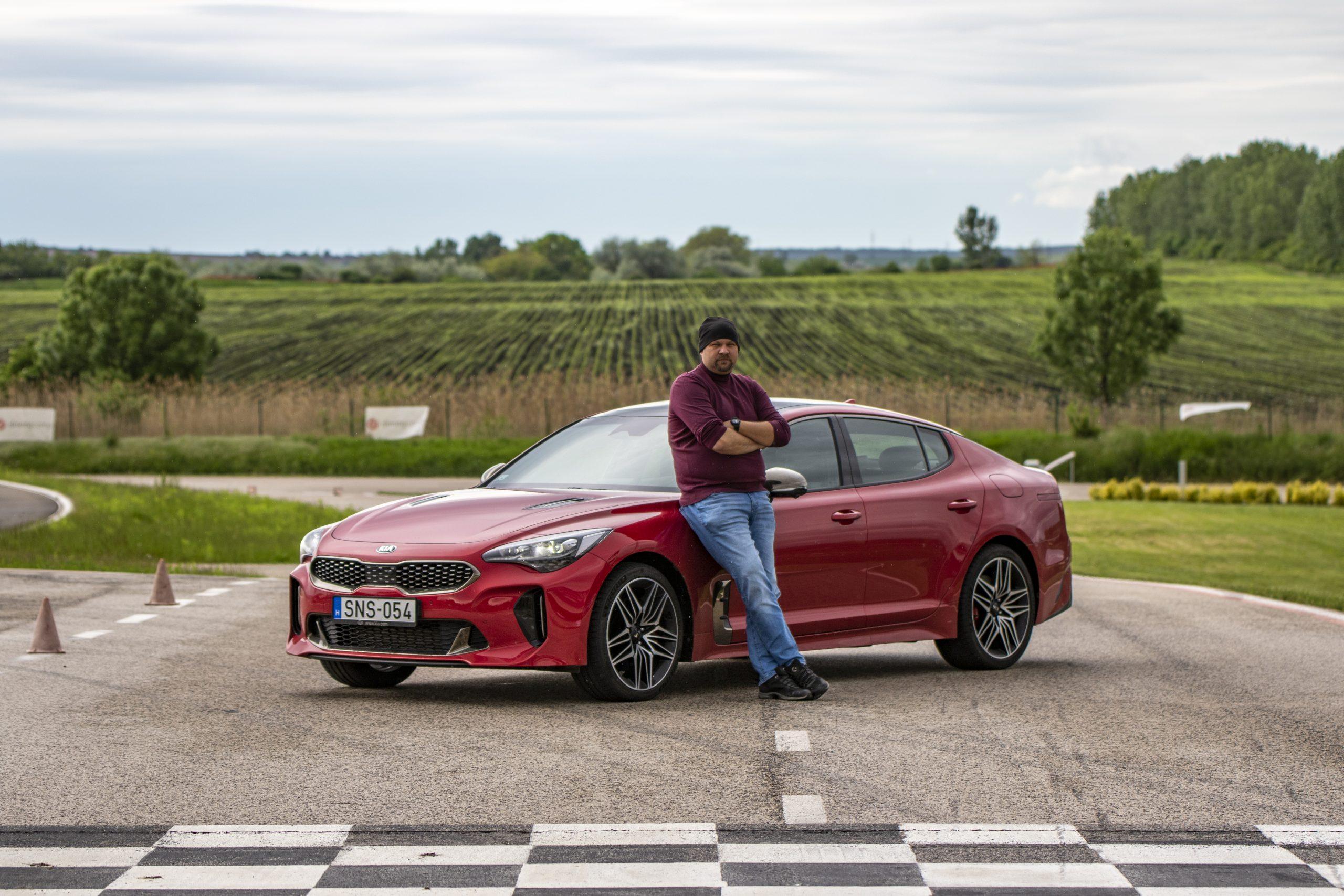 Kia Stinger GT Facelift