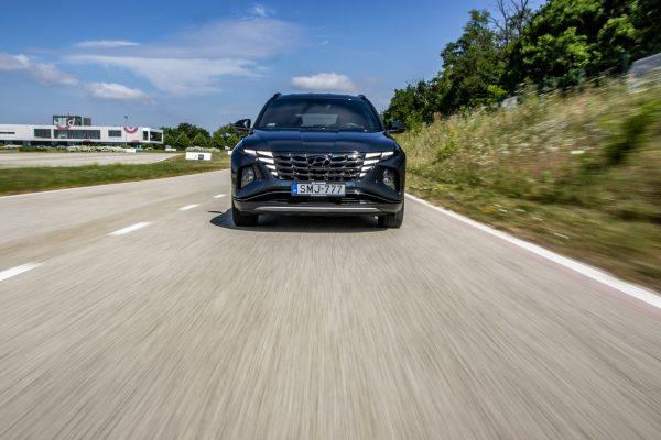 Hyundai Tucson 1.6 T-GDI MT PRIME – Formabontó szabadidőautó a mindennapokra
