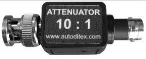 Attenuator 10:1