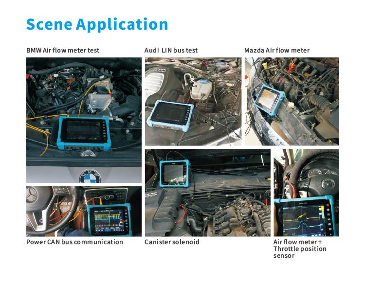 Scene Application