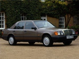Mercedes-W124