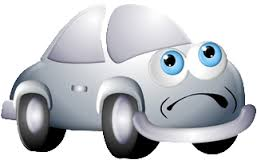 automobile-triste