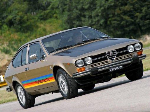 Alfetta GTV Turbodelta