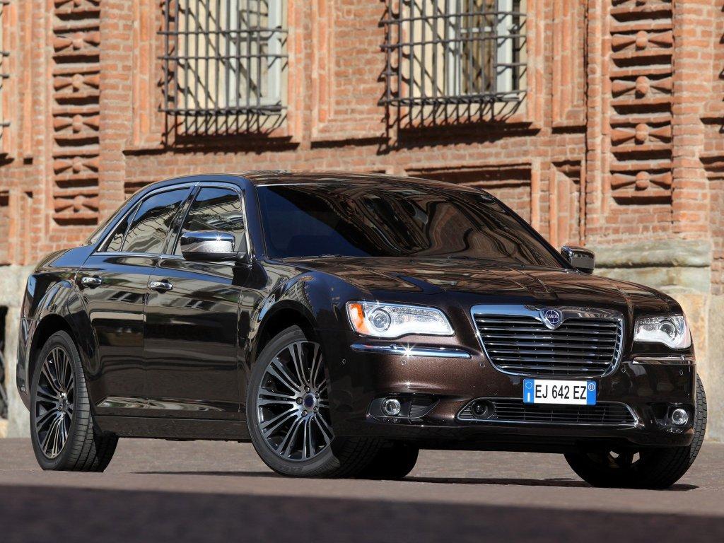 Lancia Thema Chrysler
