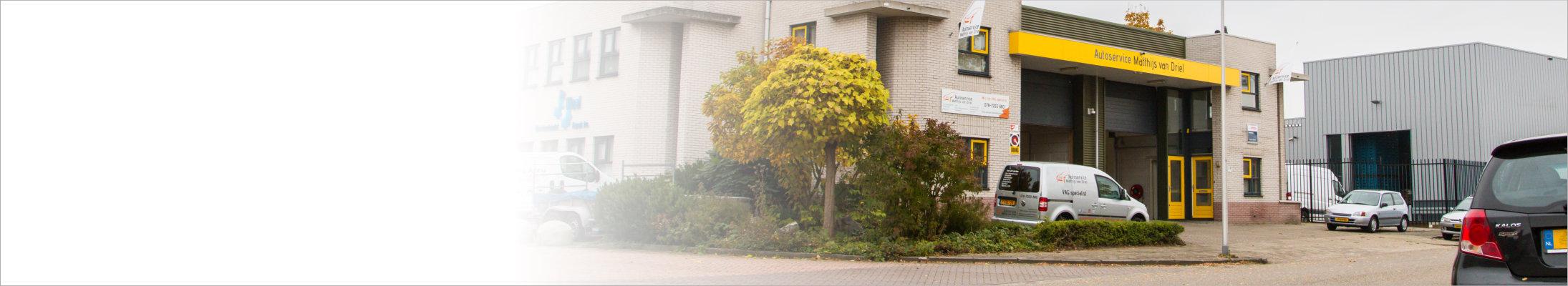 Autoservice Matthijs van Driel - Onderhoud, Reparatie en VAG Specialist