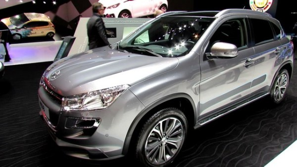 Пежо 4008 2016-2017 новый кузов - фото, цена и ...