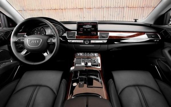 Ауди А8 2016-2017 года новая модель - фото, цена, видео ...
