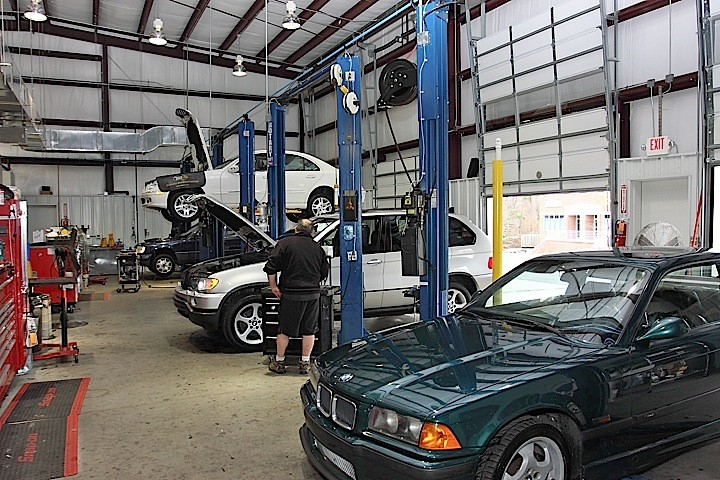 Bmw Repair By The Car Place In Raleigh Nc Bimmershops