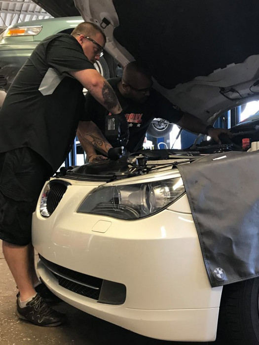 Bmw Repair By Legendary Automotive And Truck Service In