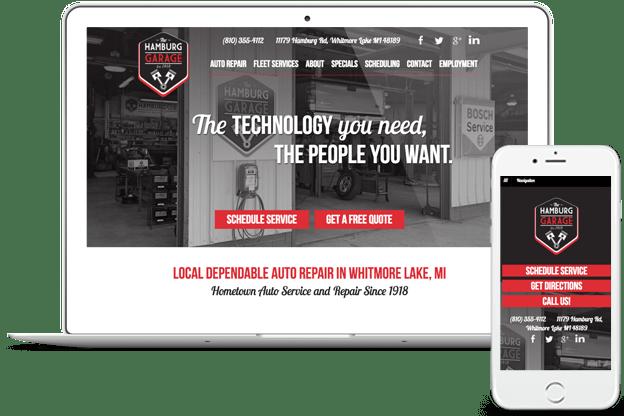 How Autoshop Solutions Builds Automotive Websites