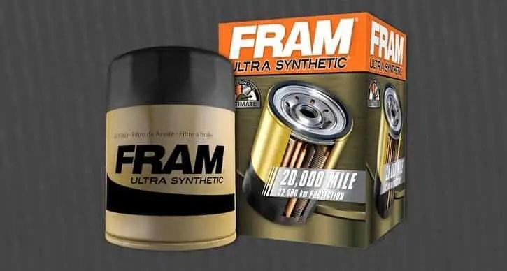 Fram Ultra Synthetic Oil Filter Reviews