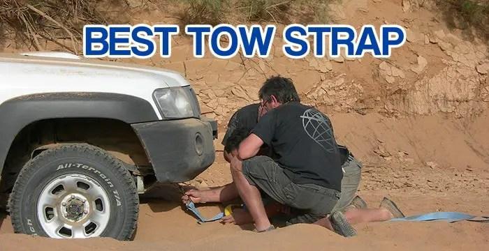 best tow straps
