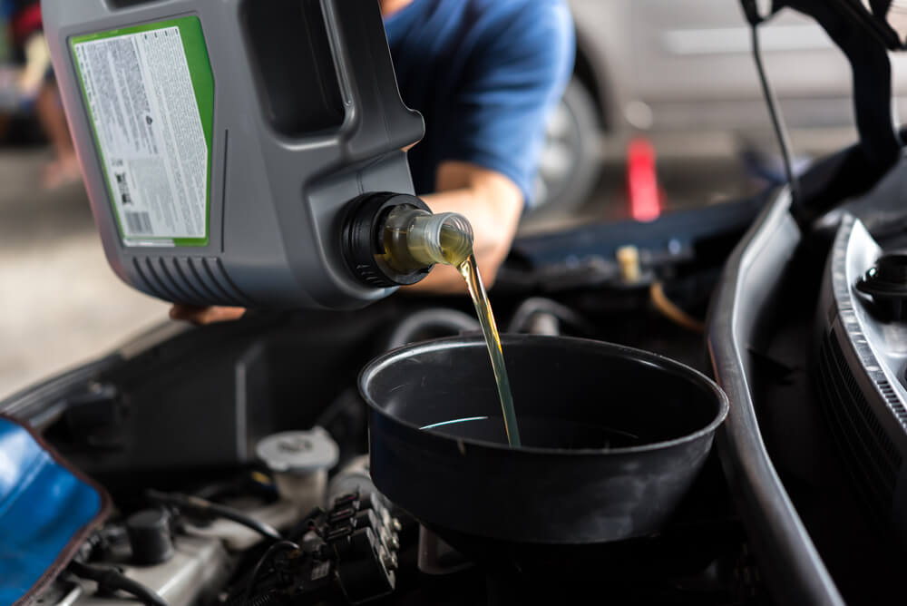 Is It Important To Change My Cars Oil And Filter On A