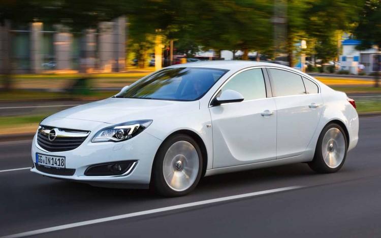 Технические характеристики Opel Insignia