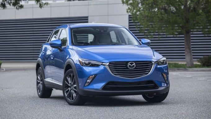 Mazda будет догонять конкурентов в США, увеличивая долю кроссоверов