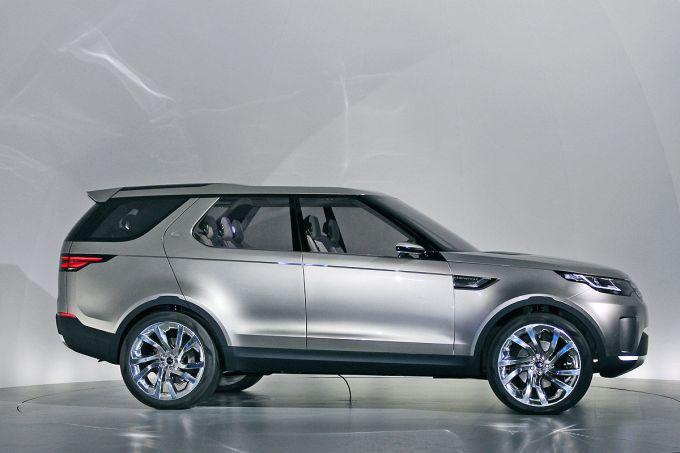Land Rover готовится к запуску Discovery 5 поколения, а будет ли шестое?
