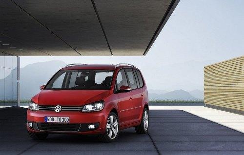 Внешний вид Volkswagen Touran