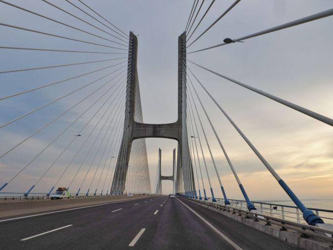 Мост Васка да Гама