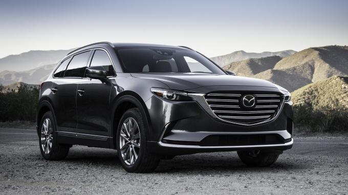 Mazda SUV: способ доктора Моро