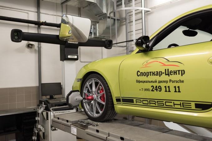 Сколько стоит обслуживание Porsche