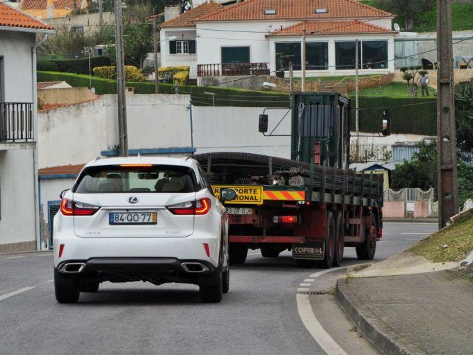 На дорогах Португалии