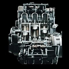 мотор MT-09