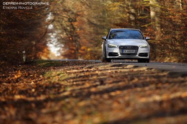 фото Audi S3