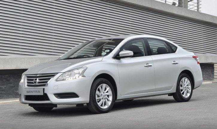 Особенности Nissan Sentra 2015-2016 модельного года
