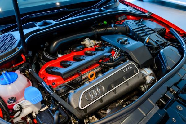 технические характеристики Audi S3